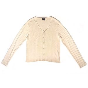 INC Cardigan (Cream)